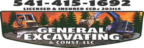 xGeneral Excavating Const logo phone 1